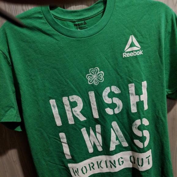 Men s Reebok St. Patrick s Day t-shirt 729066f19